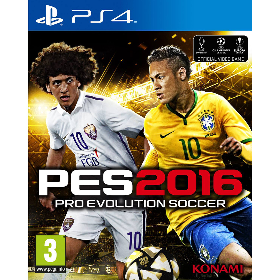 Pro Evolution Soccer 2016 Ps4 Buy Online At Geekay Games Kuwait Pes 2018