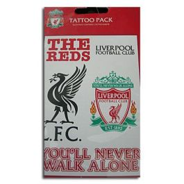 Buy Liverpool Crests Tattoo Pack Online In Dubai Abu Dhabi And All Uae