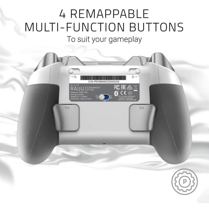 Buy Razer Raiju Tournament Edition White Controller Ps4 Pc Online In Dubai Abu Dhabi And All Uae Raiju appears in the training battle 4 challenge quest with phoenix, jack frost and toubyou. razer raiju tournament edition white controller ps4 pc