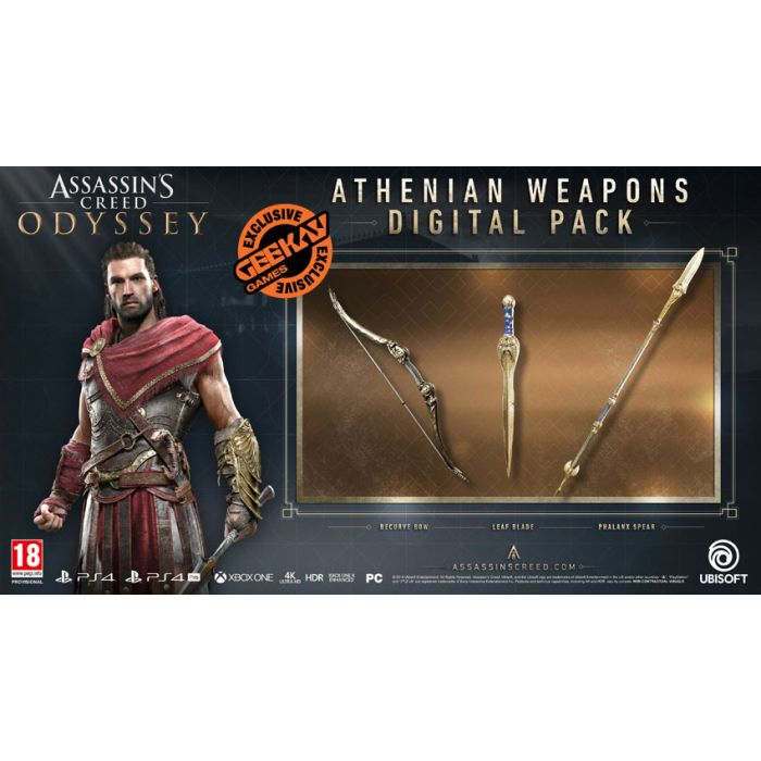 Buy Assassin S Creed Odyssey Medusa Edition Ps4 Online In Dubai