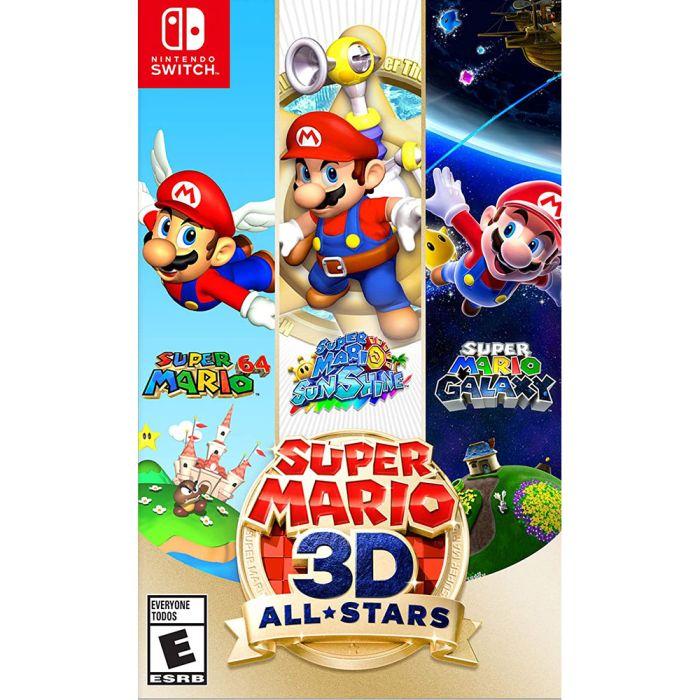 Buy Super Mario 3D All-Stars Online in